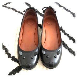 "Marc by Marc Jacobs 1.75"" black mouse heels sz 8"